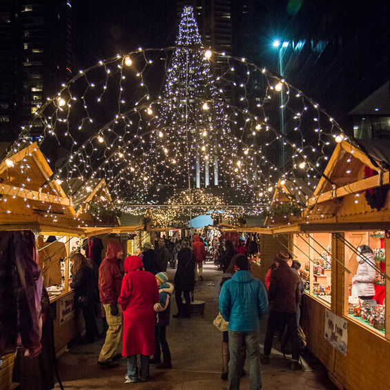 Denver News Market: Denver Christkindl Market